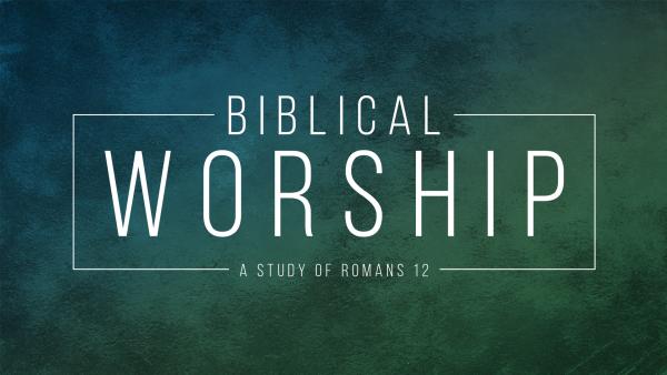 Biblical Worship Part 8 - Responding to Persecution as Worship Image