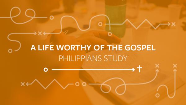 Philippians 1:27 Image